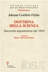 dottrina della scienza 1804-II